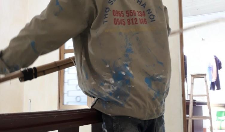 đội thợ sơn hà nội