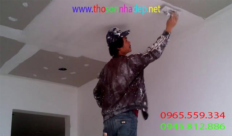 báo giá sơn nhà mới nhất