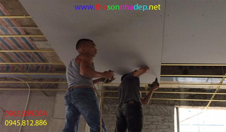 thợ làm thạch cao hà nội