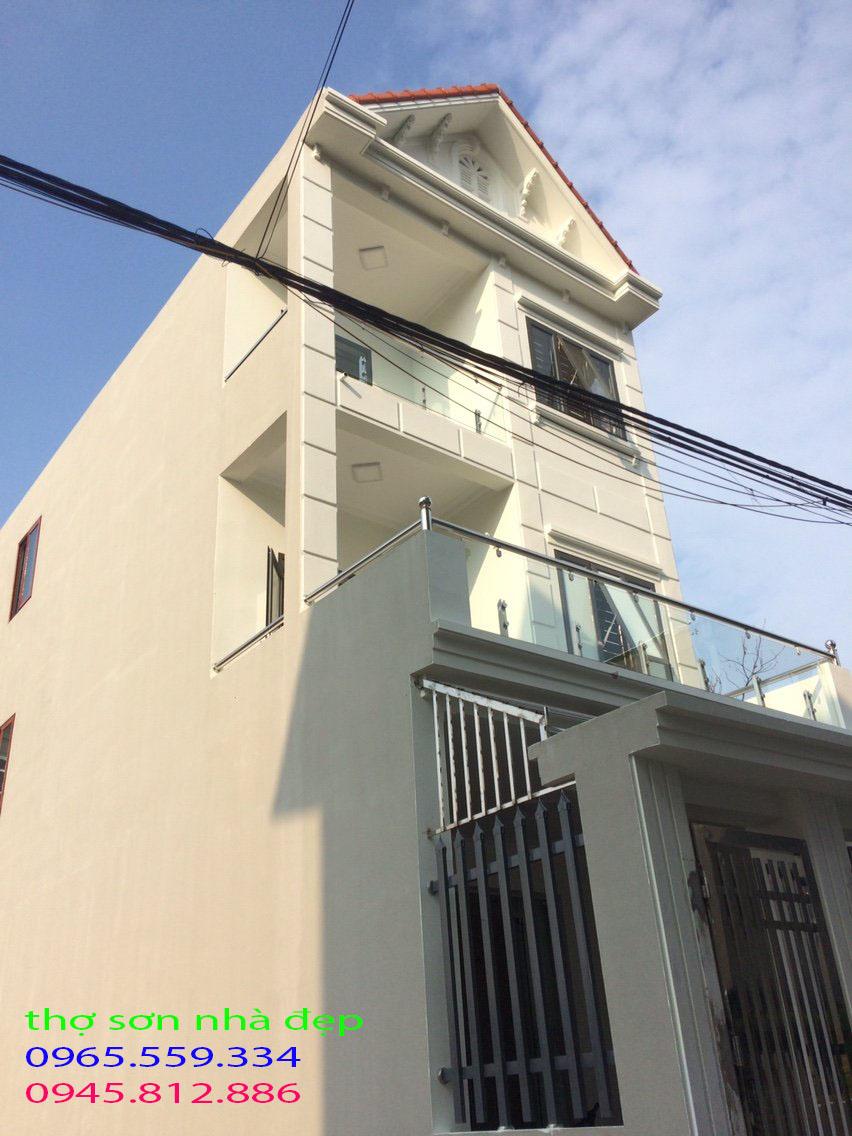 thợ sơn nhà đẹp 2