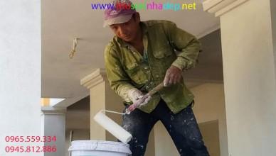 thợ sơn nhà tại hà đông