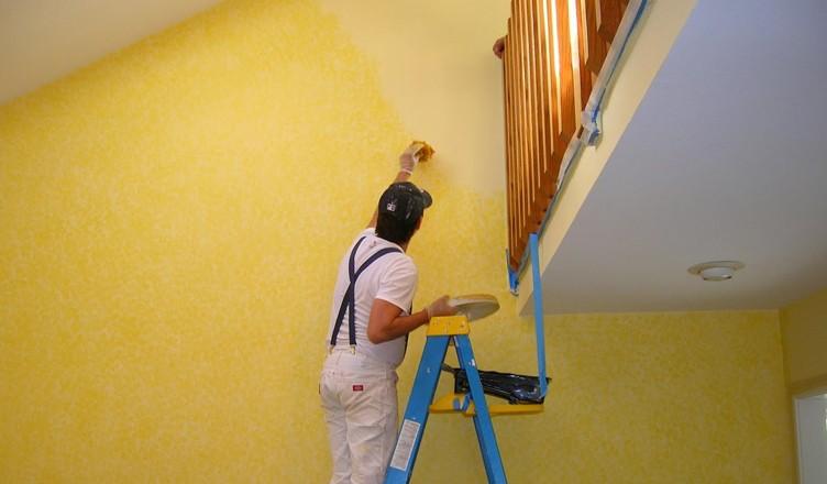 Thợ sơn sửa nhà tại Hoàng Mai