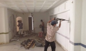 thợ sơn nhà giỏi
