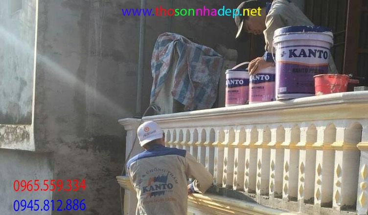 thuê thợ sơn nhà giá rẻ