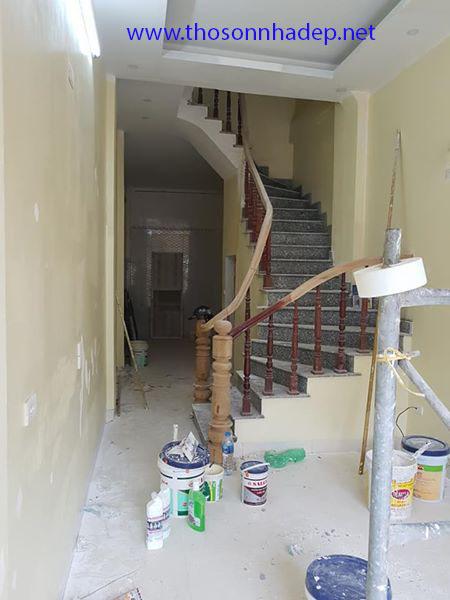 thuê thợ sơn nhà hà nội