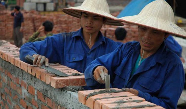 Thợ xây dựng sơn sửa nhà tay nghề tốt Hà Nội