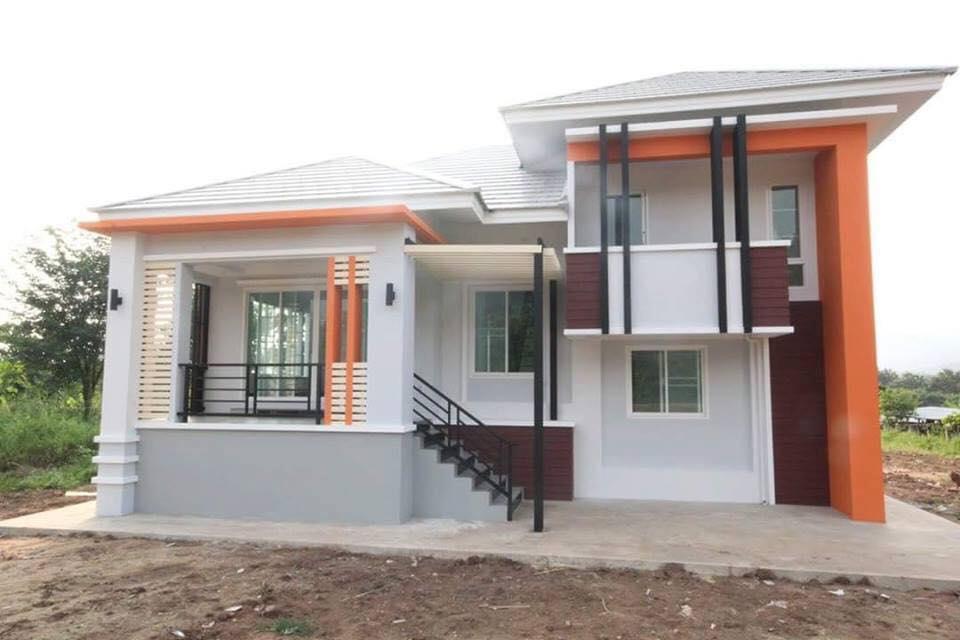 mẫu sơn nhà đẹp