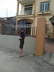 thợ sơn nhà cũ tại hà nội