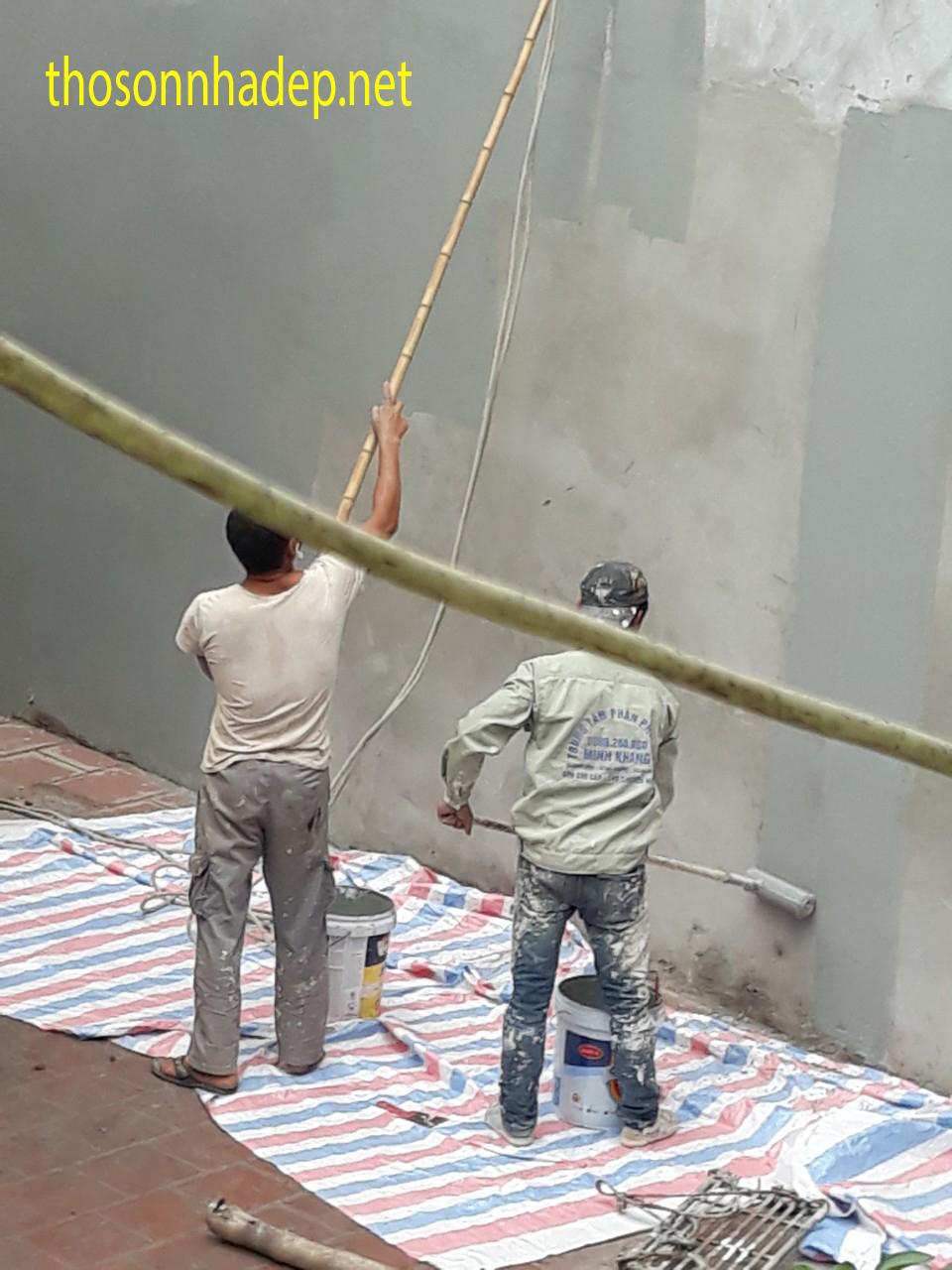 thợ sơn nhà tại Từ Liêm