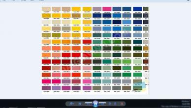 cách chọn màu sơn nhà chuẩn nhất