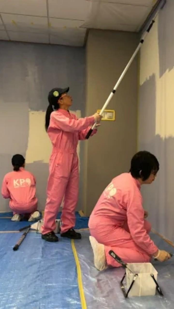 1 lít sơn được bao nhiêu mét tùy theo tay nghề thợ