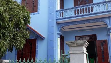 những lưu ý trước và sau khi sơn nhà