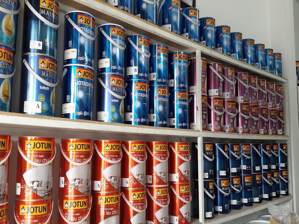 sơn nhà bao lâu thì hết mùi