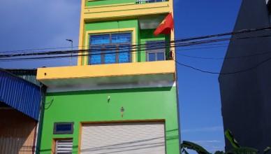 thợ sơn nhà An Giang