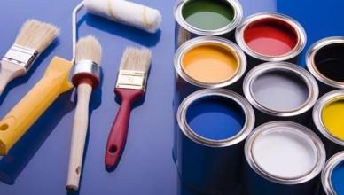 thợ sơn nhà Thái Bình