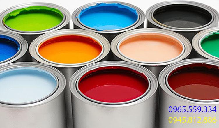 Thợ sơn nhà Lào Cai