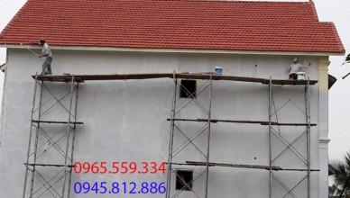 thợ sơn nhà tại hà giang