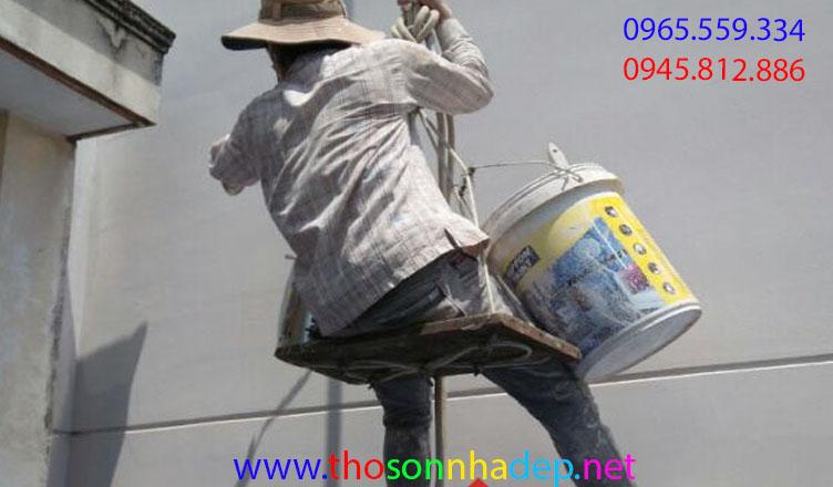 thợ sơn nhà tại hà tĩnh