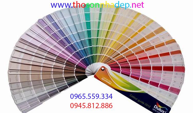 thợ sơn nhà tại huế