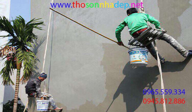 thợ sơn nhà tại quảng bình