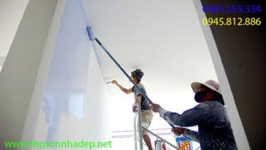 thợ sơn nhà thanh hóa