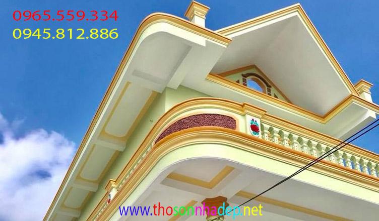 dịch vụ sơn nhà nhanh hà nội