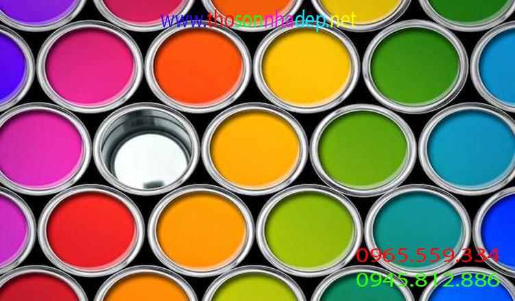 dịch vụ sơn nhà nhanh tại hà nội