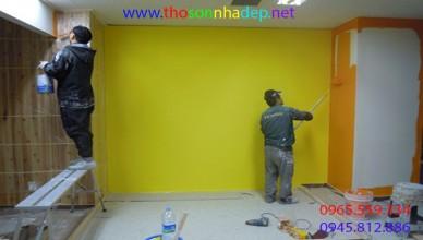 thợ sơn nhà bình thuận