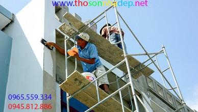 thợ sơn nhà khánh hòa
