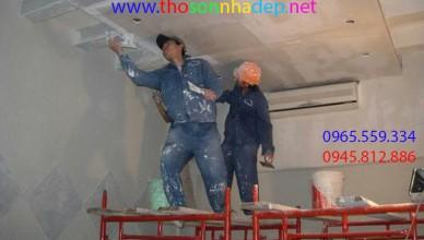 thợ sơn nhà quảng ngãi