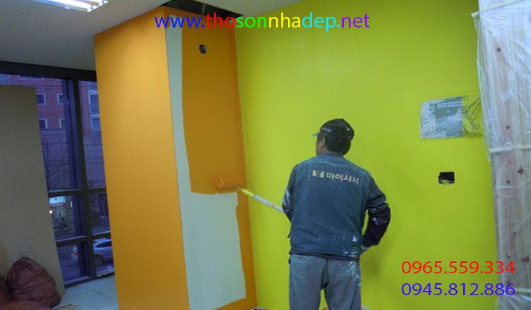 thợ sơn nhà tại bình thuận