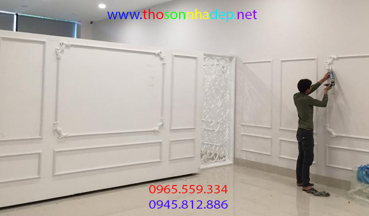 thợ sơn nhà tại cần thơ