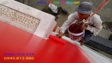 dịch vụ sơn nhà thanh trì