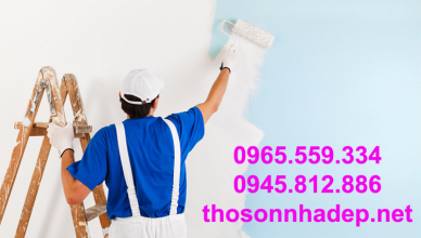 Sơn nhà mình và sơn nhà đi thuê nên chọn loại sơn nào?