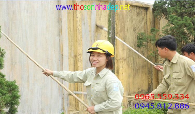 Nên sơn nhà hay quét vôi ve thì tốt?