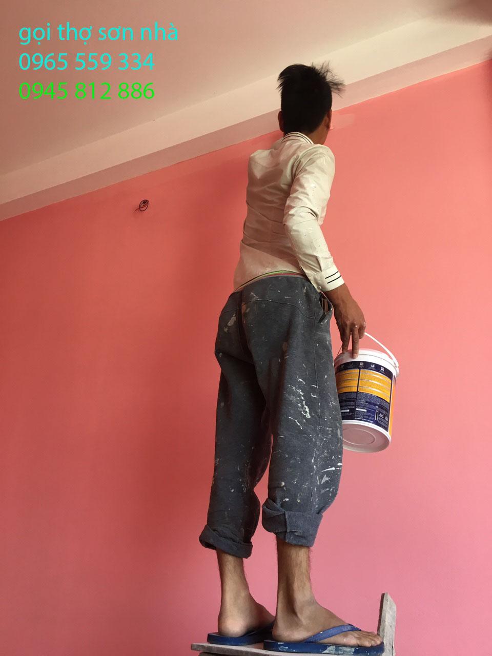 Có nên sơn nhà đầu năm không