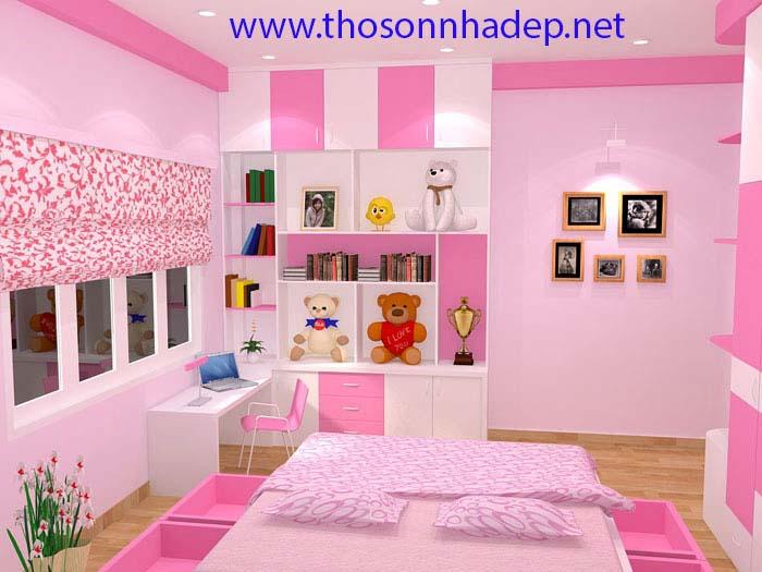 màu sơn nhà được yêu thích nhất