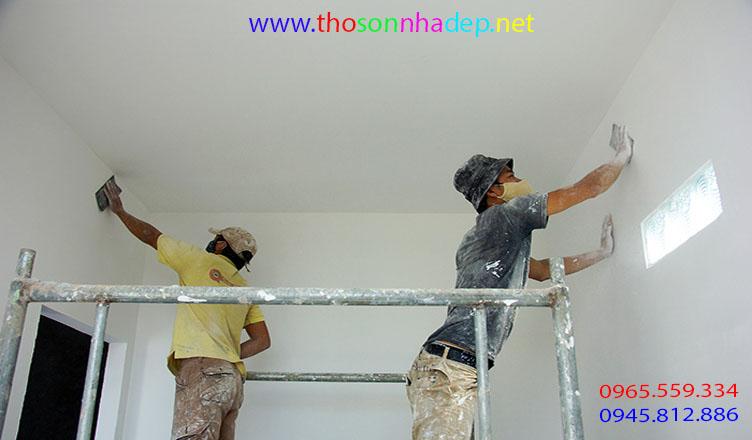 thợ sơn nhà thanh xuân