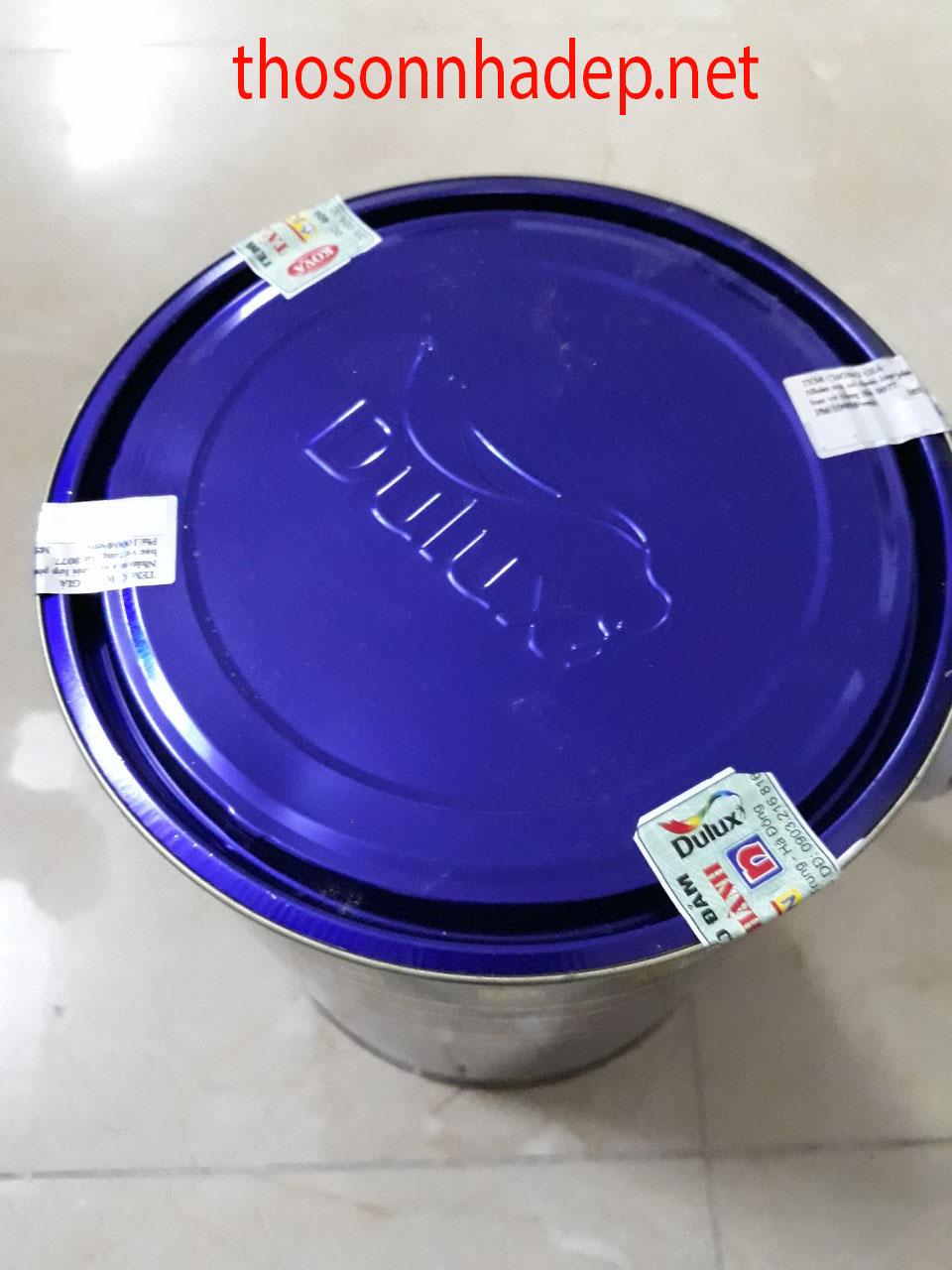 lon sơn dulux 5 lít bao nhiêu tiền