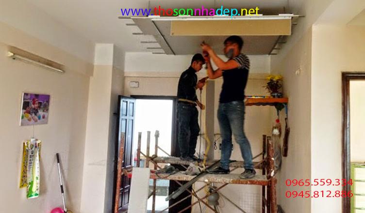 sơn chung cư 70 mét hết bao nhiêu