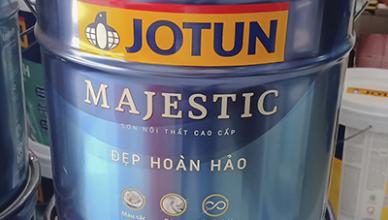 tìm hiểu về sơn Jotun majestic