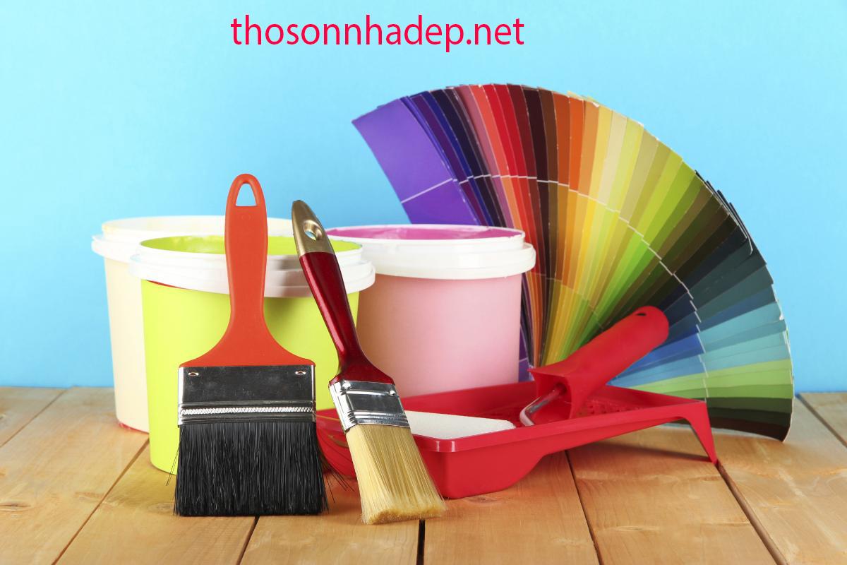 công dụng của sơn lót kháng kiềm