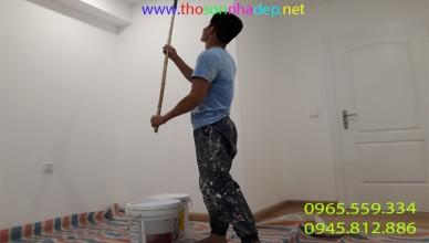 tự sơn tại nhà