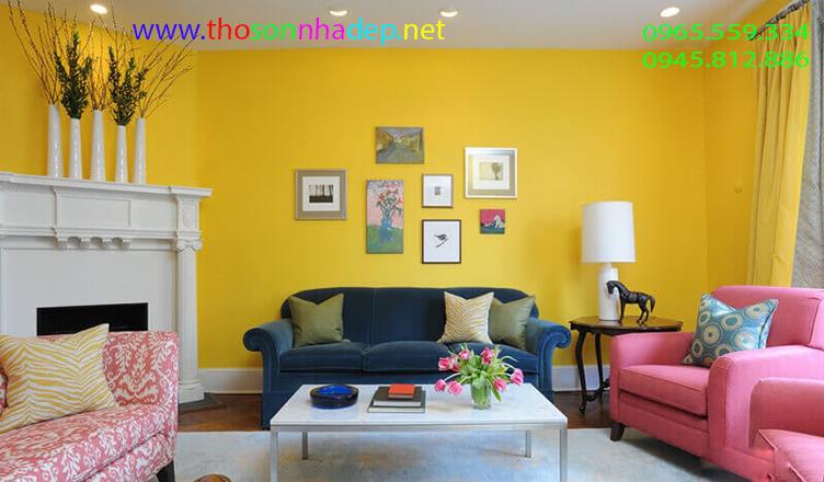 màu sơn nhà đẹp 2022