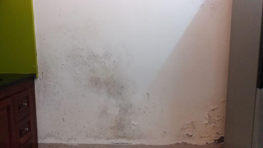 chi phí xử lý tường bị bong tróc