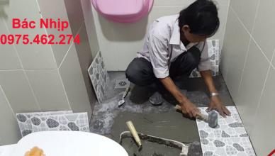 Báo giá thợ xây trát ốp lát tường tại Hà Nội
