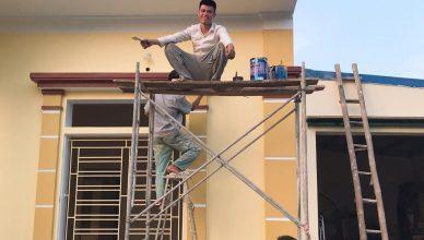 Báo giá sơn nhà nội thất trọn gói tại Hà Nội