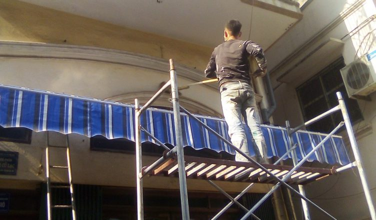 những câu hỏi về sơn nhà