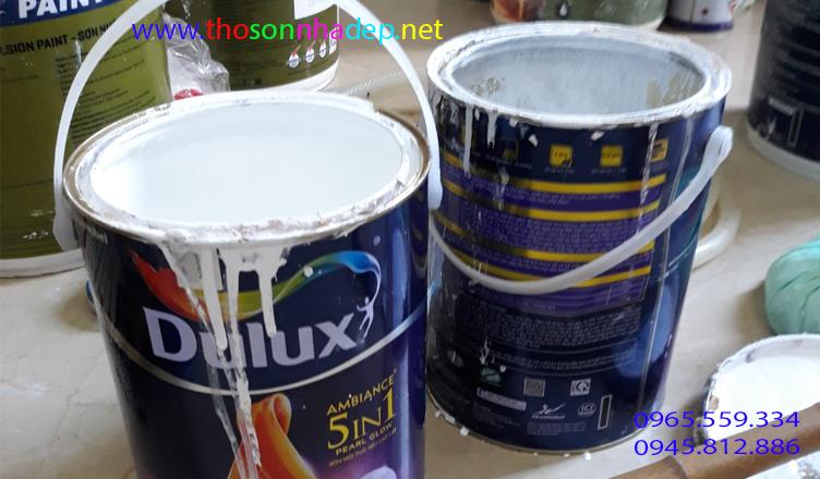 những người thợ sơn nhà