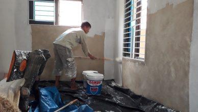 sơn nhà 2 tầng hết bao nhiêu tiền